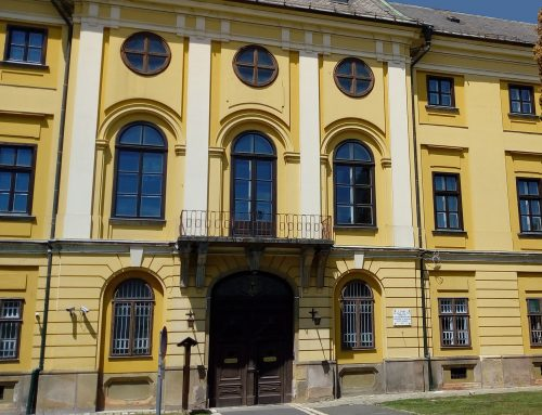 Váci püspöki palota