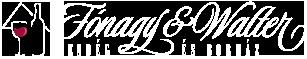 Fónagy és Walter Vendég- és Borház Logo